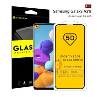 Full Cover Tempered Glass 5D / 6D / 9D Samsung Galaxy A21s