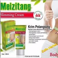 Meizitang Slimming Cream/Gel PELANGSING HERBAL Wsc latoja viennA BPOM