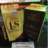 MADU LANGSING UNTUK PRIA/WANITA HERBAL DIET ALAMI obat PELANGSING