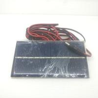Solar Cell / Sollar Panel / Sel Surya / Tenaga Matahari / 75x125 mm