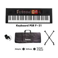 YAMAHA KEYBOARD PSR - F51 PORTABLE