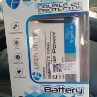 baterai xiaomi note 7 bn4a double power