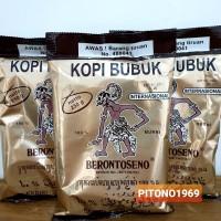 Kopi Bubuk BERONTOSENO 250gr Khas Kediri