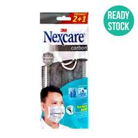 3M Masker Nexcare Carbon Mask MP-20 - 1 Pack [3 Masker]