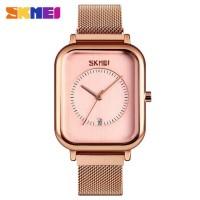 Jam Tangan Wanita / SKMEI 9207 Date aktif Original ROSE GOLD ROSE GOLD