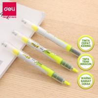 Deli Seri Highlighter / Liquid highlighter Series - 4C EU354