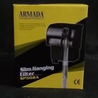 Filter gantung hang on Armada 502A