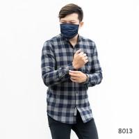 Kemeja Pria / Kemeja Flanel Lengan Panjang Premium / Baju Cowok