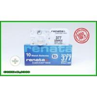 BATTERY BATREI BATERAI RENATA SR 626SW RENATA 377 ORIGINAL SR-626SW