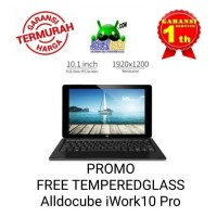 "ALLDOCUBE iWork10 Pro Dual OS 4/64GB Tablet PC 10.1"" Windows Android"