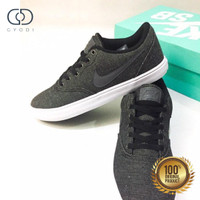 Sale Sepatu Nike Original Nike SB Check Solarsoft Canvas Premium Grey