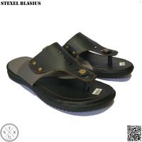 STEXEL BLASIUS Sandal Pria Casual Premium Original Ukuran Besar Jumbo
