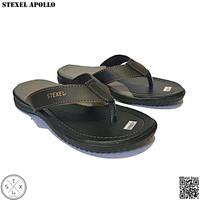 STEXEL APOLLO Sandal Pria Casual Premium Original Ukuran Besar Jumbo