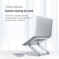 Stand Nillkin ProDesk Adjustable for Laptop / Notebook Metal - Silver
