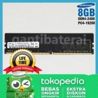 Longdimm Memori Ram PC Komputer 8GB DDR4-2400 PC4-19200