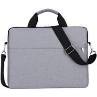 Tas Laptop / Softcase Nylon 14 inch Sleeve Case - Black