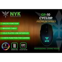 Nyk Gp-10 Mouse Gaming Makro Rgb
