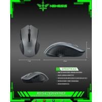 Nyk X5 Scorpio Mouse Wireless Gaming 1200Dpi