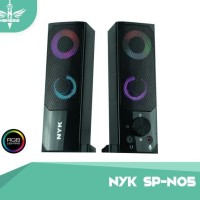 Nyk Sp-N05 Speaker Gaming Sound Bar Rgb