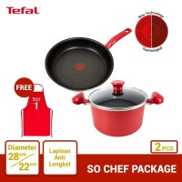 Tefal So Chef Package 2