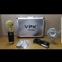 MIC CONDENSOR VPK PS680/PS 680 MICROPHONE RECORDING