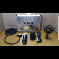 MIC CONDENSOR VPK PS608/PS 608 MICROPHONE RECORDING