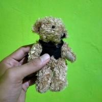 Boneka Beruang Kaos Hitam