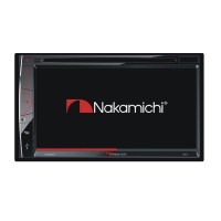 Headunit Nakamichi NA-5000T (6.9 inch) Double din (2 din) Audio Mobil