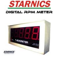 BARU Starnics Coretech Tachometer Digital RPM - Standar Bengkel Resmi