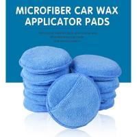 KAIN LAP BULAT Wax Auto Care Kain Microfiber Mobil Kain Lap Wax Mobil