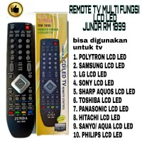 REMOTE MULTI TV LCD LED JUNDA RM 1899