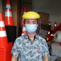 Face shield /Alat safety pelindung wajah