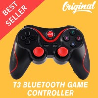 Terios T3 Wireless Bluetooth Gamepad Joystick For Android Smartphone