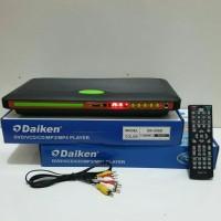 DVD/VCD/CD/MP3/Mp4 USB PLAYER,MODEL DK-595D.
