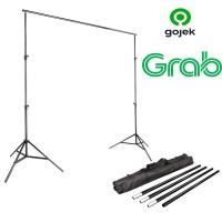 Bracket untuk Backdrop Background Foto Studio Stand 3M