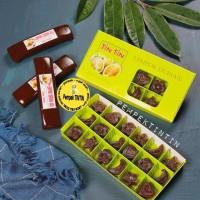 Lempok durian duren kotak bentuk isi 18 pcs