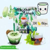 MASKER KOMEDO by Siska Chic - Green Tea
