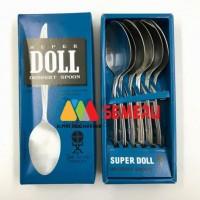 KEDAUNG Sendok/Garpu Makan Doll 403/401