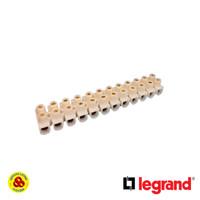 Legrand Krustin 6mm 34223 Putih Terminal Klustin 6 mm White