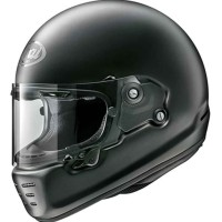 Helm Full Face Retro Modern Arai Rapide Neo Flat Black Made in Japan