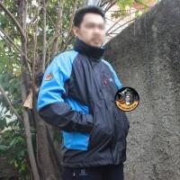 Arei jaket gunung rei storm / jaket hiking / jaket anti air / jacket