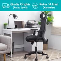 Officescale Kursi Kantor Hadid High Back