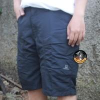 Consina dinara celana pendek pria / celana outdoor / celana hiking