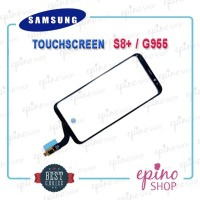 Kaca Depan LCD Outer Gorilla Glass + Touchscreen Samsung S8+ S8 Plus