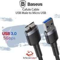 KABEL EXTERNAL HARDDISK USB 3.0 CABLE HDD HD EKSTERNAL HARDISK 1 METER