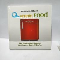 MOHAMMAD SHAIKH QURANIC FOOD DIET SEHAT DENGAN MAKANAN DAN MINUMAN DAL