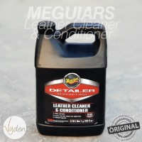 Meguiars D180 Leather Cleaner & Conditioner - 100ml Refill Bottle
