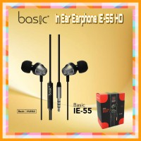BASIC In Ear Earphone IE-55 HD