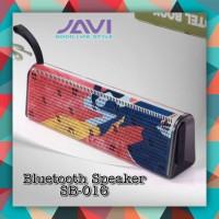 JAVI Bluetooth Speaker SB-016