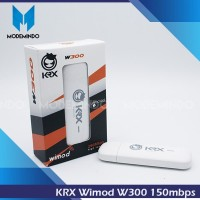 KRX W300 USB 4G LTE WiFi Modem 150Mbps Wingle 4G Telkomsel Smartfren